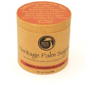 Big Tree Farm - Organic Heritage Palm Sugar - Korintje Cinnamon (240 g)