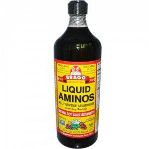 Bragg - Liquid Aminos - Natural Seasoning (32 oz  946 mL)
