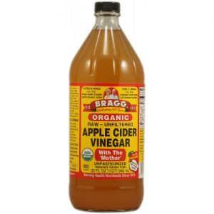 Bragg - Organic Raw Apple Cider Vinegar (32 oz  946 mL)
