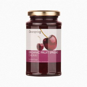 Clearspring - Organic Fruit Spread - Cherry (290 gr)