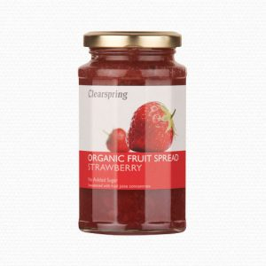 Clearspring - Organic Fruit Spread - Strawberry (290 gr)