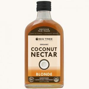 Organic Coconut Nectar - Blonde (11.5 oz)