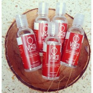 Vico Bagoes - Extra Virgin Coconut Oil (50 mL)