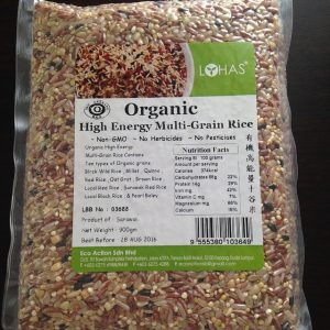 Lohas  - Organic High Energy Multi Grain Rice (900 gr)
