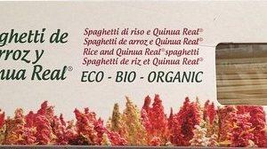 Quinua Real - Organic Rice and Quinua Real Spaghetti (250 gr)