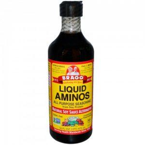 Bragg - Liquid Aminos - Natural Seasoning (16 oz  473 mL)