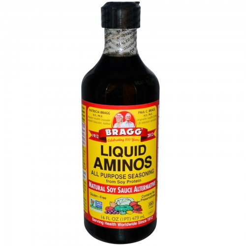 Bragg - Liquid Aminos - Natural Seasoning (16 oz  473 mL)