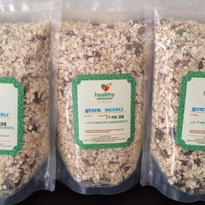 Healthy Pleasure - Natural Muesli Quick (450 gr)