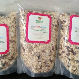 Healthy Pleasure - Natural Muesli Very Berry (375 gr)