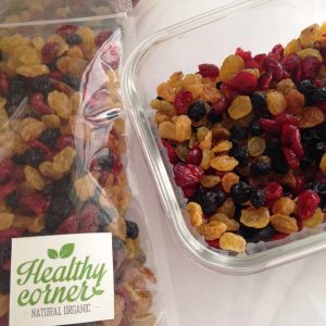 Healthy Corner - Dried Mixed Fruits (200 gr)