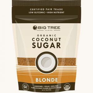 Big Tree Farm - Organic Coconut Palm Sugar - Blonde (454 gr)