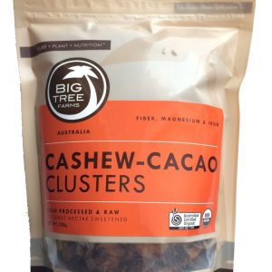 Big Tree Farm - TruRa Cashew Cacao Cluster (250 gr)