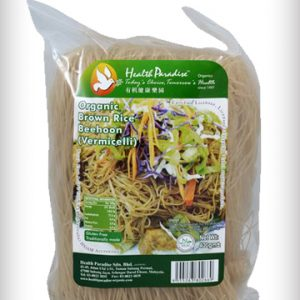 Health Paradise - Organic Brown Rice Beehoon (400 gr)