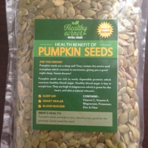 Healthy Corner - Organic Pumpkin Seed