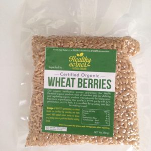 Healthy Corner - Organic Wheat Berries (250 gr)