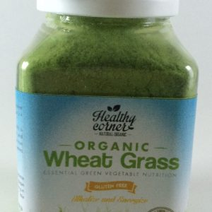 Healthy Corner - Organic Wheat Grass Powder (60 gr) 1