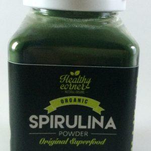 Healthy Corner - Organic Spirulina Powder (60 gr) 1