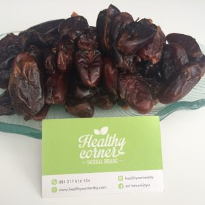 Healthy Corner - Pitted Dates (Kurma Deglet Noor) 250 gr