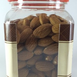 Blue Diamond - Roasted Natural Whole Raw Almond (180 gr) 4