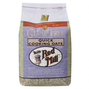 Bob Red Mill - Gluten Free Quick Cooking Oats (907 gr) 1
