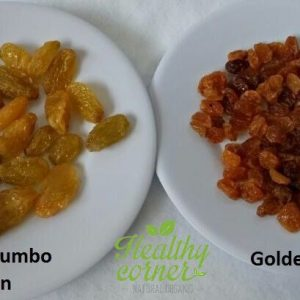 Healthy Corner - Golden Jumbo Raisin (250 gr) New2