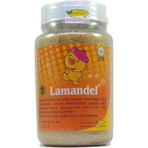 Herba Bagoes - Minuman Herbal Lamandel (Botol 200 gr)