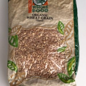Radiant Whole Food - Organic Wheat Berries (1 Kg) 1