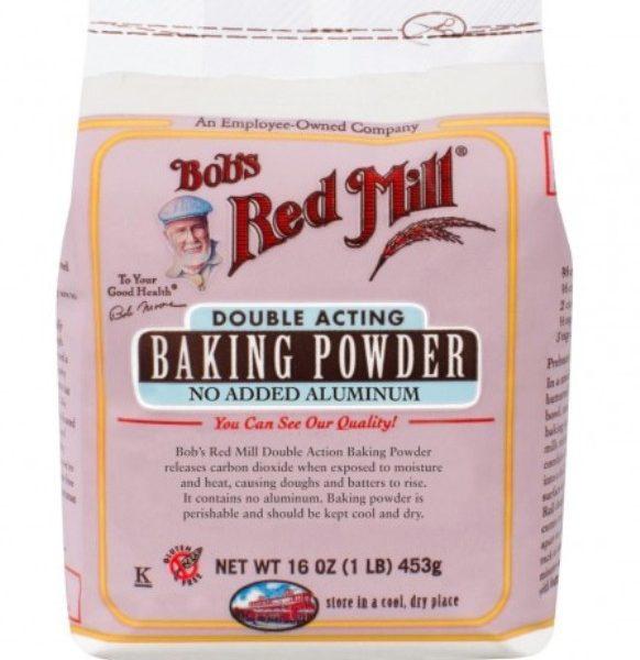 Bob Red Mill - Premium Gluten Free Baking Powder 453 gr