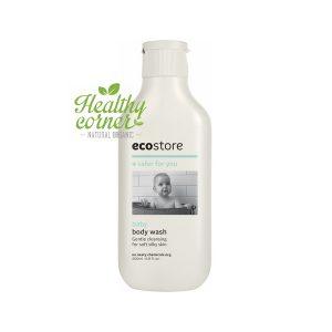 Ecostore - Natural Baby Body Wash ( Sabun Mandi Bayi Alami ) 200 mL