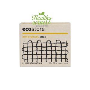 Ecostore - Natural Lemongrass Soap ( Sabun Alami ) 80 gr