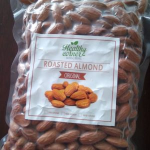 John Farmer - Roasted Natural Whole Raw Almond (1000) New 1