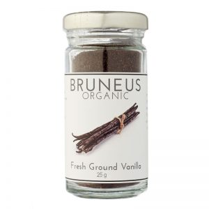 bruneus-organic-fresh-ground-bubuk-vanilla-25-gr