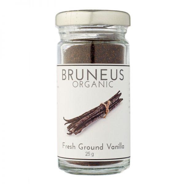 bruneus-organic-fresh-ground-bubuk-vanilla-25-gr
