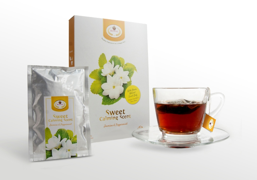 Stevia Tea - Teh Sweet Calming Scent 16 Packs - Jual ...