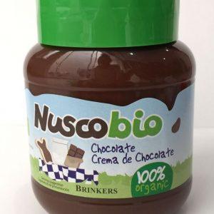 Brinkers - Nuscobio Organic Chocolate Spread Selai Coklat (400 gr)