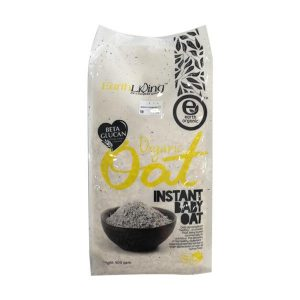 Earth Living - Organic Instant Baby Oat (500 gr)