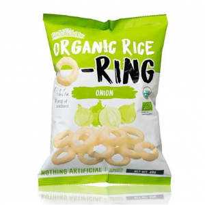 Health Paradise - Organic Rice O-Ring Onion (40 gr)