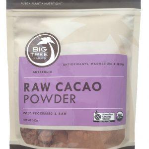 Big Tree Farm - TruRa Cacao Powder (100 gr) 1