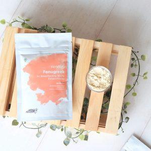 Herbilogy - Fenugreek Extract Powder ( Klabet Bubuk ) 100 gr W