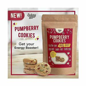 Ladang Lima - Gluten Free Pumpberry Cookies (180 gr)