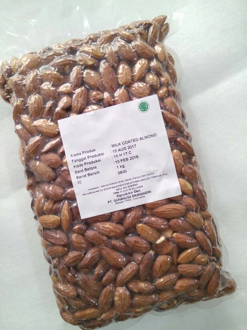 Kacang Almond Panggang / Roasted