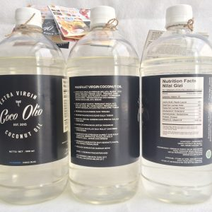 Coco Olio - Extra Virgin Coconut Oil VCO (1000 mL)
