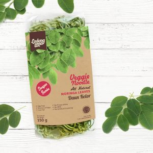 Ladang Lima - Veggie Noodle Healthy Mie (Moringa) 150 gr