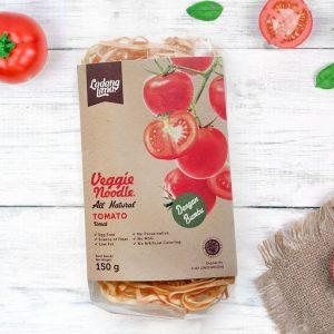 Ladang Lima - Veggie Noodle Healthy Mie (Tomato) 150 gr