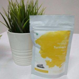 Herbilogy - Turmeric Extract Powder ( Kunyit Bubuk ) 100 gr