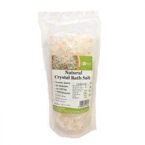 Lohas - Natural Crystal Bath Salt ( Garam Kristal Mandi ) 500 gr