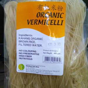 MH Food - Organic Brown Rice Vermicelli ( Mie Bihun ) 400 gr 2