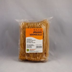 MH Food - Organic Brown Rice Vermicelli ( Mie Bihun ) 400 gr