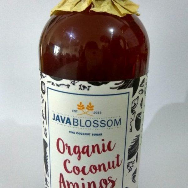 Organic Coconut Aminos ( Kecap ) 250 mL - Java Blossom 1