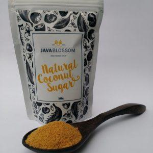 Organic Coconut Sugar ( Gula Kelapa ) 300 g - Java Blossom 1